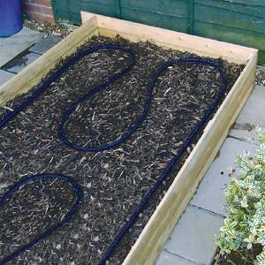 Greenkey 4m Veggie Bed Soaker Hose