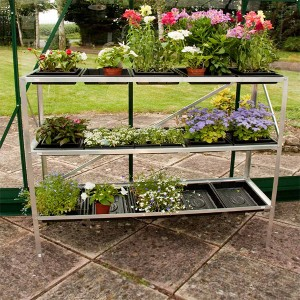 Seed Tray 3 Tier x 15 trays