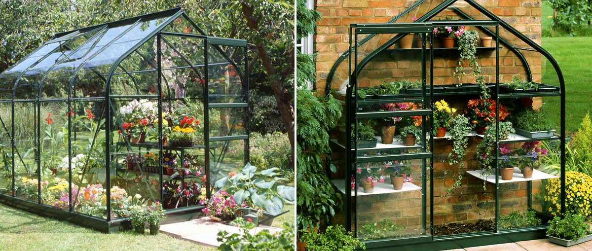 Halls Greenhouses for sale
